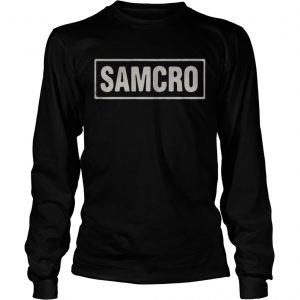 Official Sons of anarchy Samcro shirt Longsleeve Tee Unisex