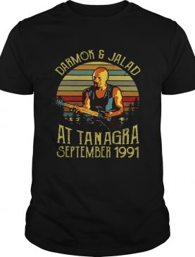 Darmok and Jalad at Tanagra September 1991 shirt