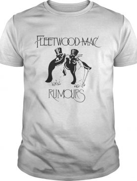 Fleetwood mac rumours penguins tshirt