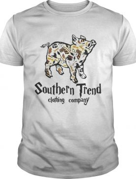 Pig southern trend clothing company shirt