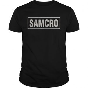 Official Sons of anarchy Samcro shirt Shirt