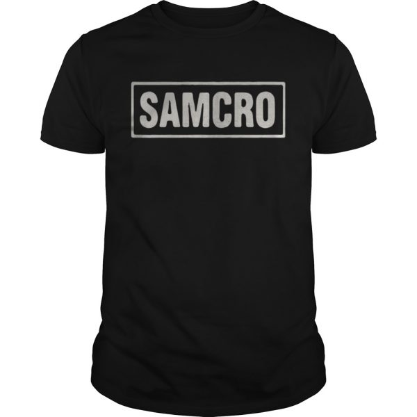 Official Sons of anarchy Samcro shirt