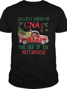 Jolliest Bunch of CNAs This Side of The Nuthouse tshirt