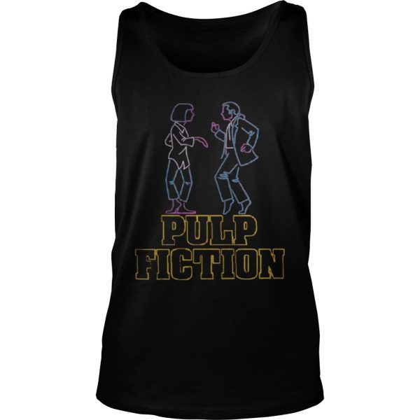 Pulp Fiction shirt TankTop