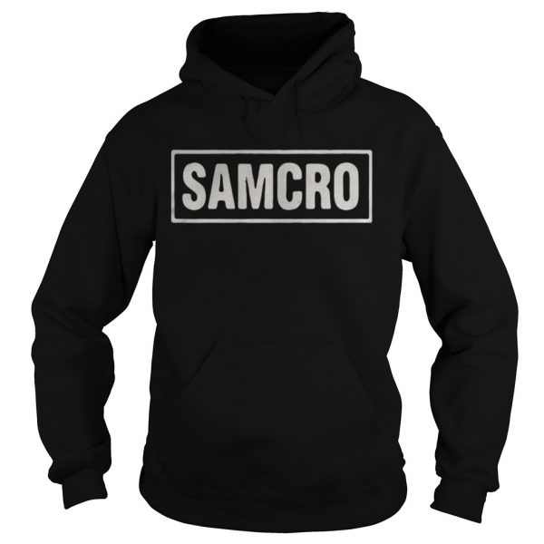 Official Sons of anarchy Samcro shirt Ladies V-Neck