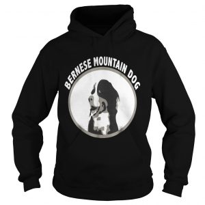 Bernese Mountain Dog shirt Ladies V-Neck