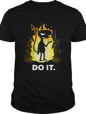Luci Disenchantment Do it shirt