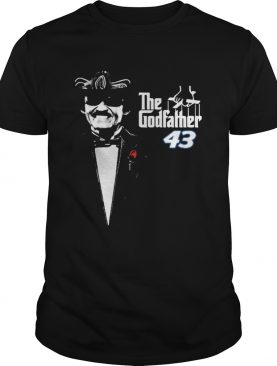 The Godfather Richard Petty 43 shirt