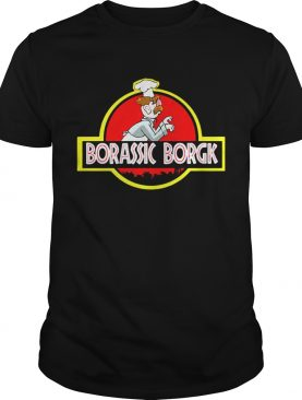 Borassic Borgk Swedish Chef shirt