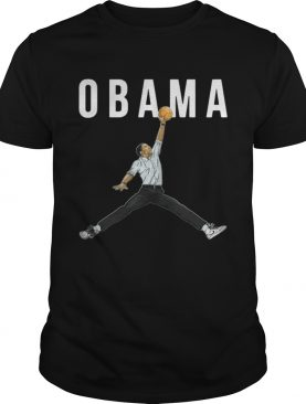 Barack Hussein Obama Basketball shirt