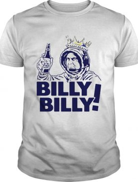 Bill Belichick holding Bud Light six-time champs billy billy shirt
