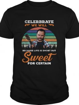 Dave Matthews Band Two Step Celebrate We Will Sweet For Certain Shirt