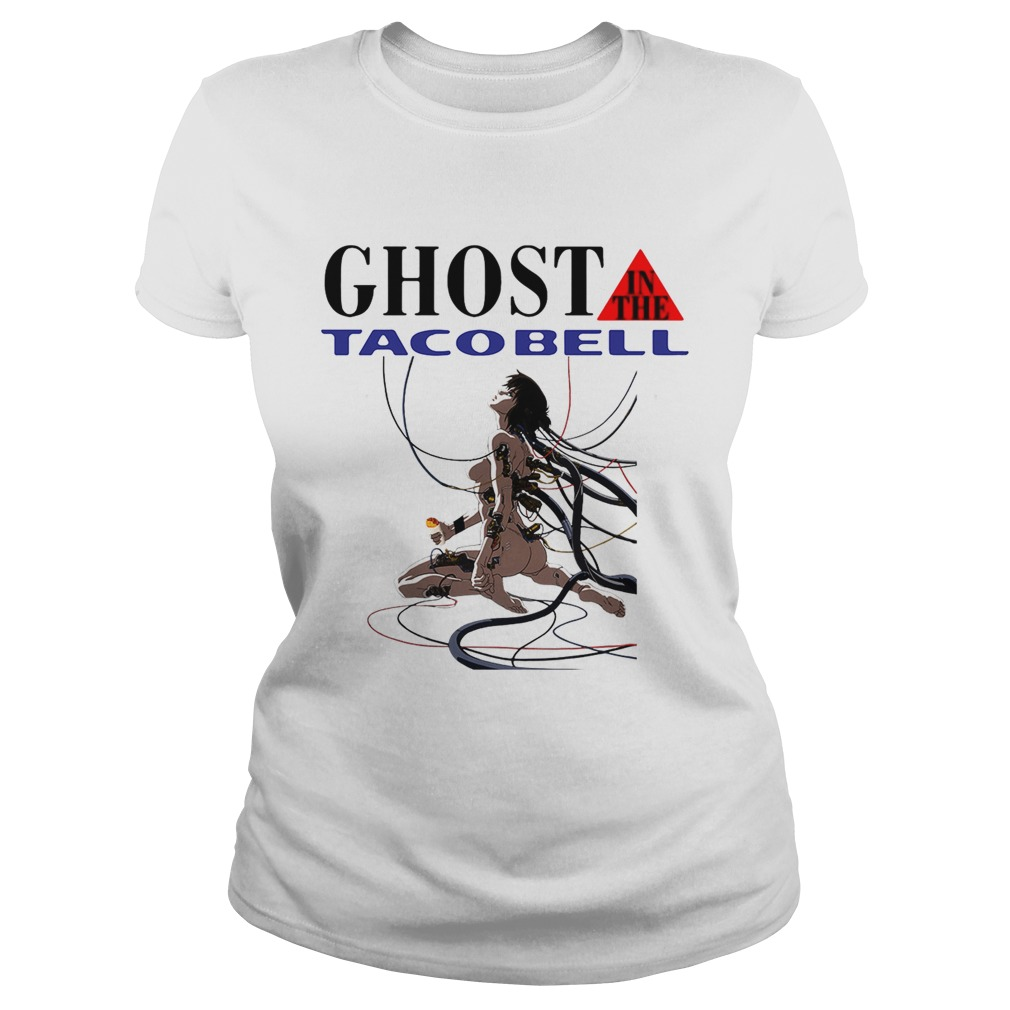 8856980e Ghost in the Shell Ghost in the Taco Bell shirt - Trend T Shirt ...