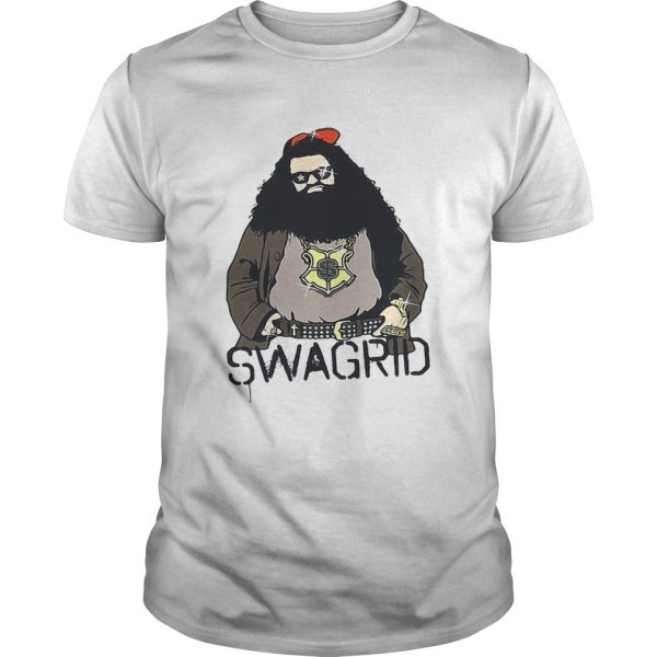 Harry Potter Swag Rubeus Hagrid Swagrid Guy shirt