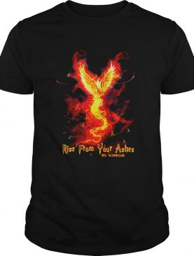 Rise-From Your Ashes MS Warrior shirt