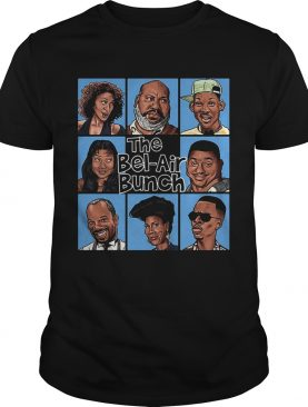 The Fresh Prince of Bel Air the Bel Air Bunch shirt