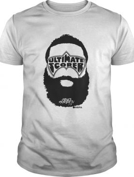 Ultimate scorer James Harden shirt