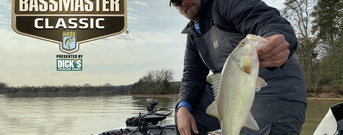 Anglers get camera-ready for Bassmaster Classic Media Day