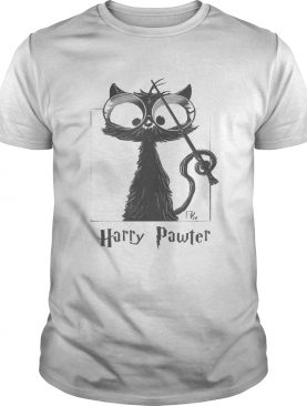 Cat Harry Pawter shirt