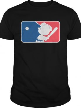 Charlie brown basiball shirt