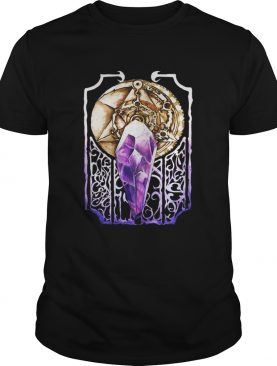 Dark Crystal purple crystal shirt
