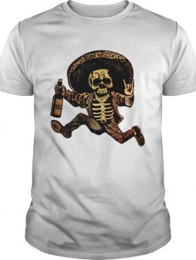 Day of the Dead Posada shirt