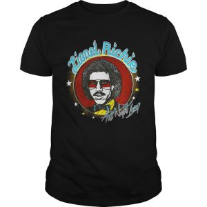Lionel Richie All Night Guy shirt