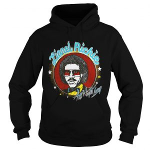 Lionel Richie All Night Hoodie shirt