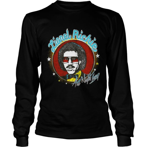 Lionel Richie All Night Longsleeve shirt