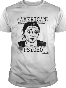 Occasional-Cortex drawn by Doug Giles American Psycho shirt