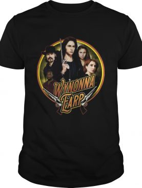 Official Wynonna Earp shirt