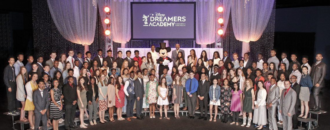 Students leave Disney Dreamers Academy with life lessons and new perspective