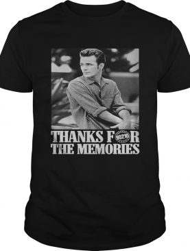 Thanks For 90210 The Memories shirt