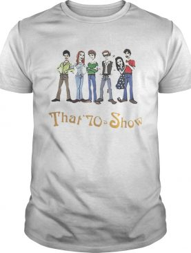 That 70s Show Quizzes Character shirt