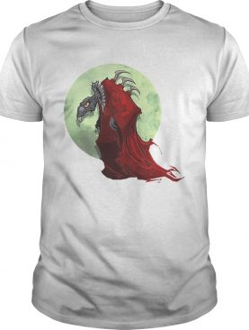 The Dark Crystal SkekTek Red Moon shirt