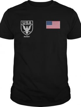 USA Rugby American Flag shirt