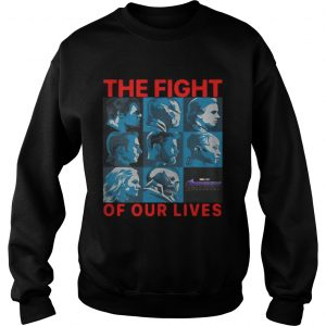 Avengers Endgame The Fight For Our Lives Sweat Shirt