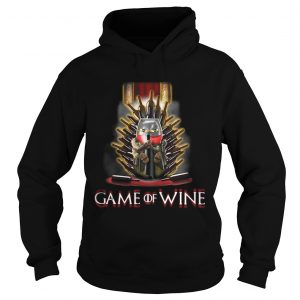 Game of Thrones Game of wine Hoodie shirt