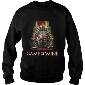 Game of Thrones Game of wine Sweat shirt