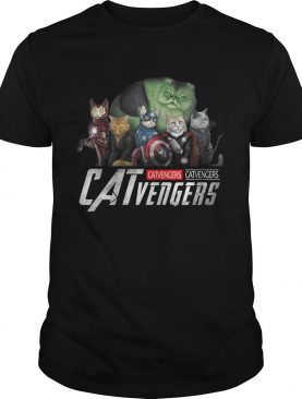 Marvel Catvengers avengers end game tshirt