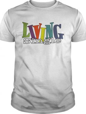 Official Living single tshirt