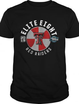 Texas Tech Red Raiders 2019 March Madness Elite Eight TShirt