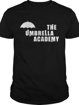 The umbrella academy logo tshirt