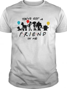 Toy Story you've got a friend in me tshirt
