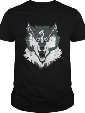 Twilight Wolf tshirt