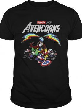 Unicorn Avencorns Avengers Marvel Endgame tshirt