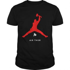 Air Thor Jordan Retro 3 Unisex shirt