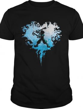 Army of heartless video games tshirt