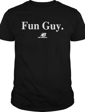 Fun Guy new balance tshirt