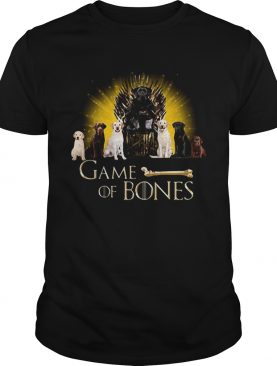 Game Of Thrones King Dogs Game Of Bones tshirt